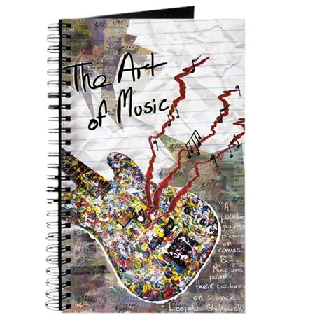 The Art of Music Journal