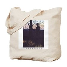 Evening on the Goat Prairie Tote Bag