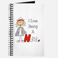 I Love Being A Nurse Journal