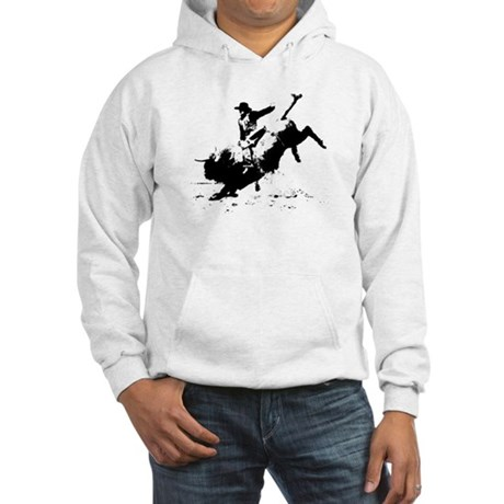 Hooded Rodeo Sweatshirt