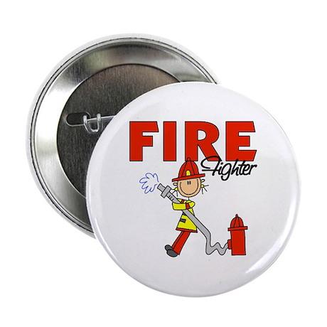 """Firefighter 2.25"""" Button"""