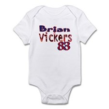 Brian Vickers Infant Bodysuit