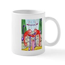 Newport, RI Jazzy Crawfish Mug