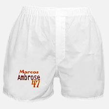 Marcos Ambrose Boxer Shorts