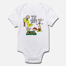 My Favorite Subject Infant Bodysuit