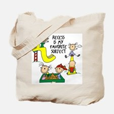 My Favorite Subject Tote Bag