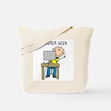 Computer Geek Tote Bag