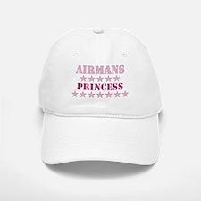 Airmans Princess Baseball Baseball Cap