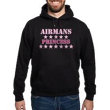 Airmans Princess Hoodie