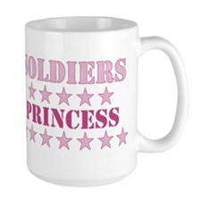 Soldiers Princess Mug