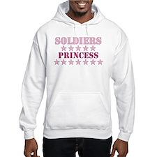 Soldiers Princess Hoodie