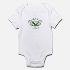 Daddy's Little Golfer Infant Creeper