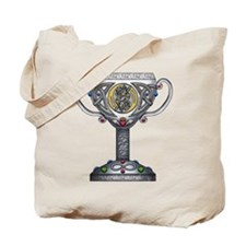 Celtic Loving Cup Tote Bag