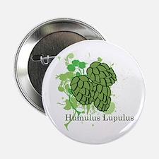 """Humulus Lupulus II 2.25"""" Button"""