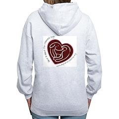 Have A Heart 3 Zip Hoodie
