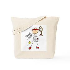 Tennis Champ Tote Bag