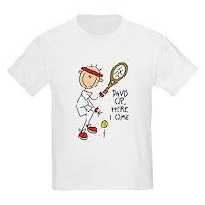 Davis Cup Men's Tennis T-Shirt