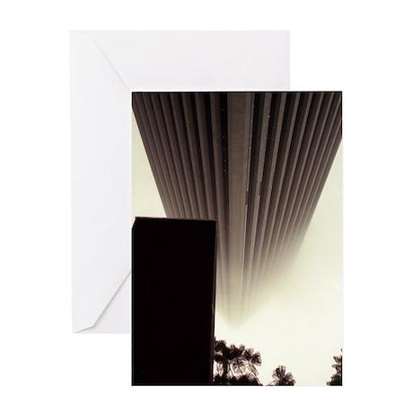 UFO - Greeting Card