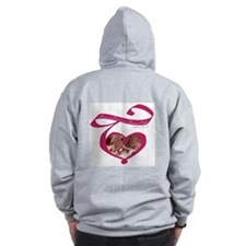 Have a Heart Zip Hoodie