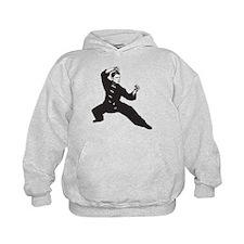 Kung Fu Reagan Hoodie