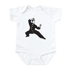 Kung Fu Reagan Infant Bodysuit