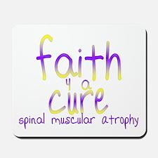 Faith (front) Mousepad