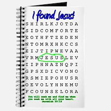 Jesus Word Search! I Found Je Journal