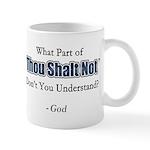 Thou Shalt Not Mug