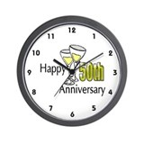 50th anniversary Basic Clocks