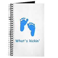 What's Kickin' Journal