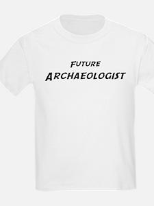 Future Archaeologist Kids T-Shirt