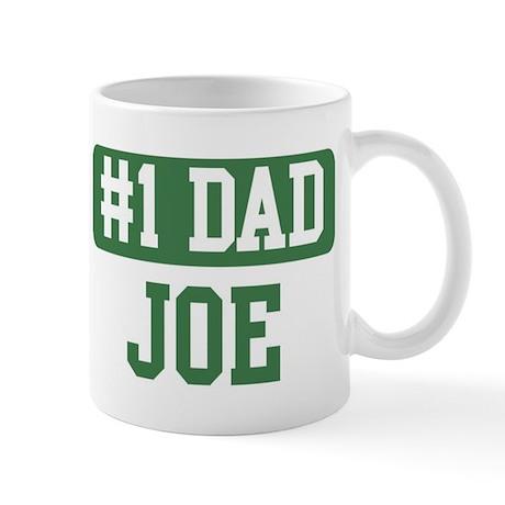 Number 1 Dad - Joe Mug