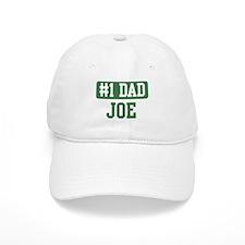 Number 1 Dad - Joe Baseball Cap