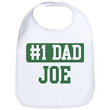 Number 1 Dad - Joe Bib