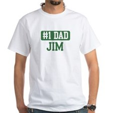 Number 1 Dad - Jim Shirt