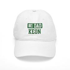 Number 1 Dad - Keon Baseball Cap