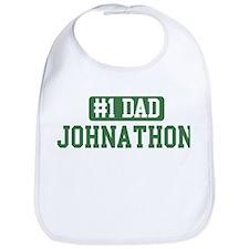 Number 1 Dad - Johnathon Bib