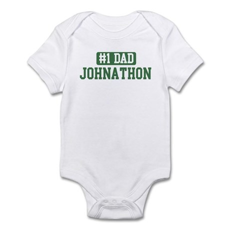Number 1 Dad - Johnathon Infant Bodysuit