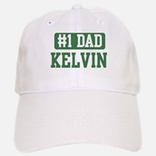 Number 1 Dad - Kelvin Baseball Baseball Cap
