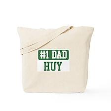 Number 1 Dad - Huy Tote Bag