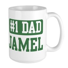 Number 1 Dad - Jamel Mug