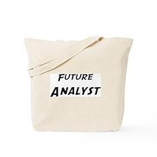 Future Analyst Tote Bag