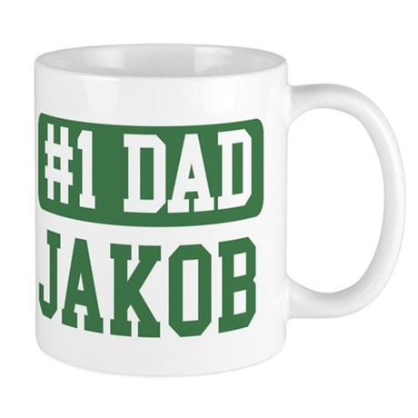 Number 1 Dad - Jakob Mug