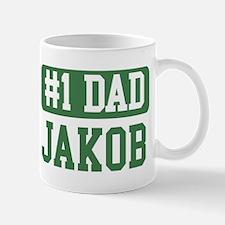 Number 1 Dad - Jakob Mug