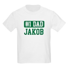 Number 1 Dad - Jakob T-Shirt