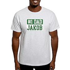 Number 1 Dad - Jakob T-Shirt