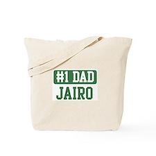 Number 1 Dad - Jairo Tote Bag