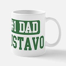 Number 1 Dad - Gustavo Mug