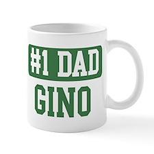 Number 1 Dad - Gino Mug