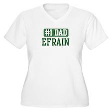 Number 1 Dad - Efrain T-Shirt